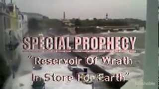 Repentance Revolution  Words of the Spirit Apr 13 2015- Pt2 Reservoir of Wrath In Store For Earth