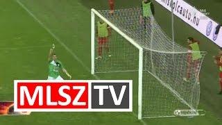 Makrai Gábor gólja a DVTK – Mezőkövesd Zsóry FC mérkőzésen