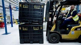Крупногабаритный пластиковый контейнер Tytan |www.kiit.ru| продажа больших пластиковых контейнеров(АО