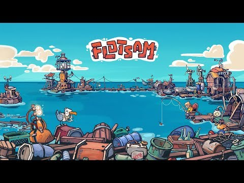 FLOTSAM GAMEPLAY: This Is WaterWorld Your Videos on VIRAL CHOP VIDEOS
