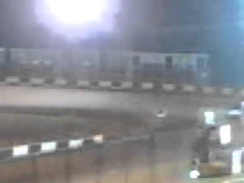 Dirt track at green valley speedway