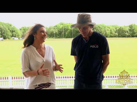 The Story of Dan Keating and Newport Polo with Newport Living and Lifestyles