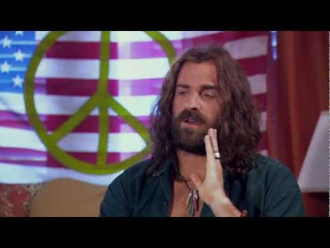 Wanderlust: Official On Set Interview Justin Theroux [HD]