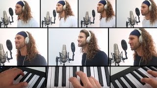 Ed Sheeran & Justin Bieber - I Don't Care (Cover by Justin Rhodes)