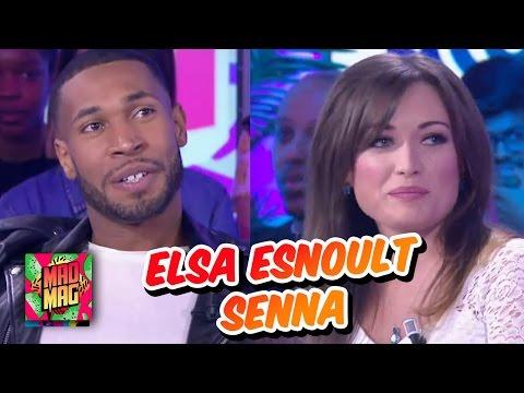Nouveauté - Le Mad Mag du 13/04/2017 avec Senna & Elsa Esnoult