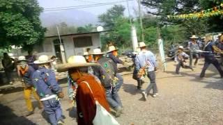 Danza de Los Pescados de Quechultenango Gro.
