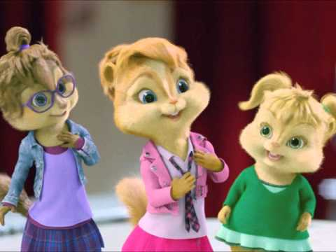 The Chipettes - Run The World (Girls)