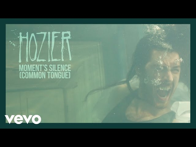 Hozier - Moment's Silence (Common Tongue) (Official Audio)