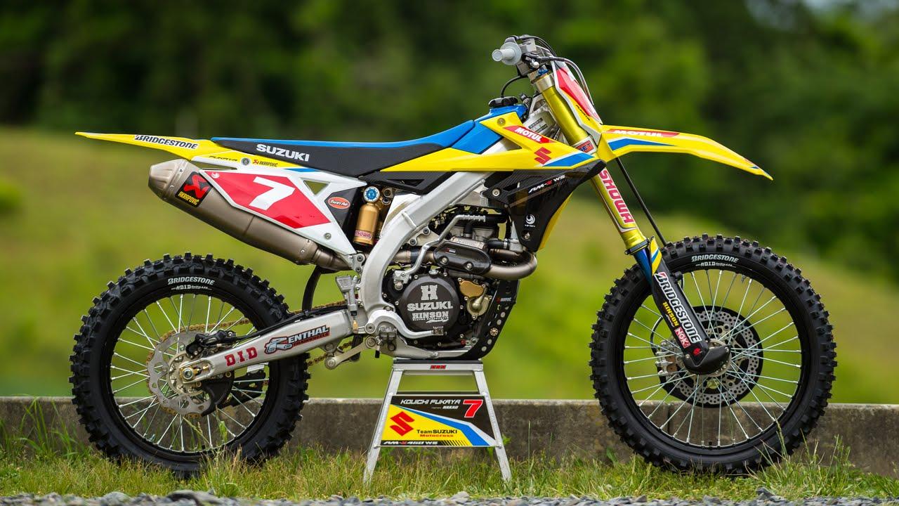 Suzuki Rmz  Max Speed
