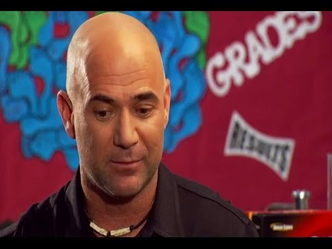 Andre Agassi on Education  CNBC Meets