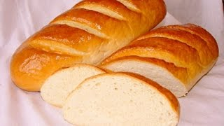 Батон домашний в духовке рецепт. Хлеб рецепт в домашних условиях. Как приготовить батон.