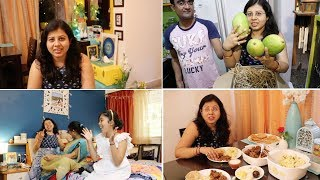 Bengali New Year Celebration  | Sunday Special Lunch To Evening Routine | Maitreyee's Passion