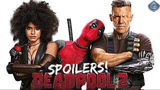Deadpool 2 - SPOILER REVIEW!