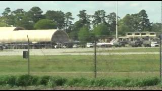Seymour Johnson AFB Flightline Action