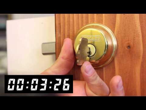video:Bumping Schlage Deadbolt - Front Range Locksmith