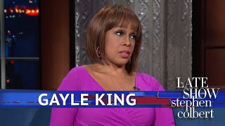 Gayle King Thinks Megyn Kelly 'Stepped In It'
