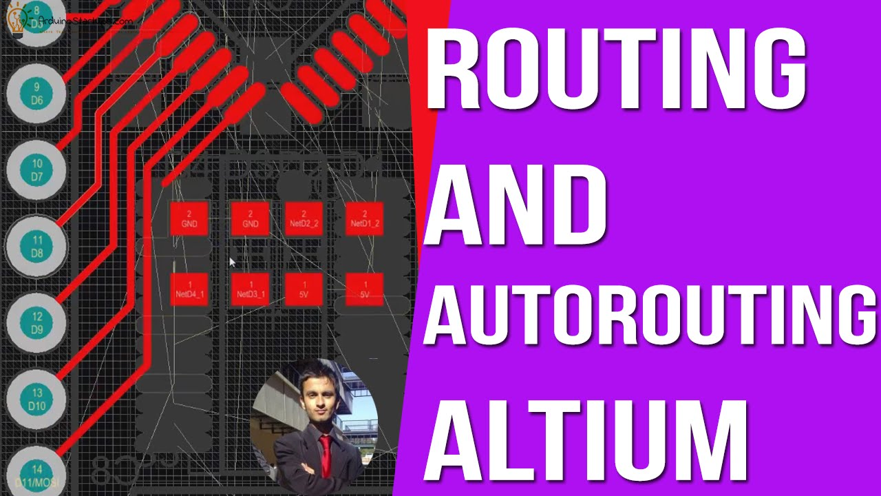 Topological autorouting | online documentation for altium products.
