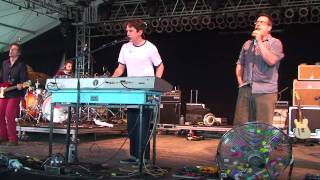 THEY MIGHT BE GIANTS BONNAROO 2010 ISTANBUL & MORE