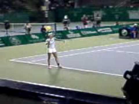 Sania winning Doubles Final at Bangalore Open 2006