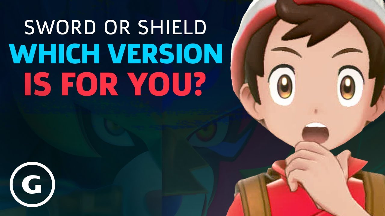Pokemon Sword And Shield Exclusives And Differences Explained