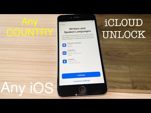 iCloud Activation Lock Unlock without Any Difficulty 1 000 000% WORKING/ANY iPHONE IOS✅