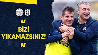 Teknik Direktörümüz Ersun Yanal: