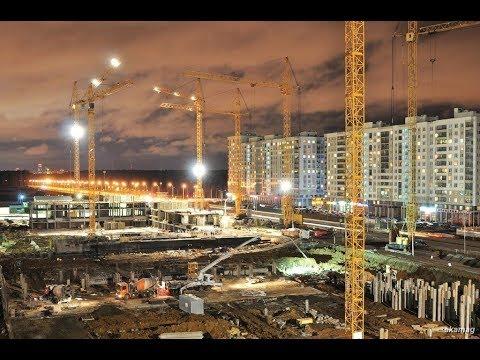 Крым. Россия строит