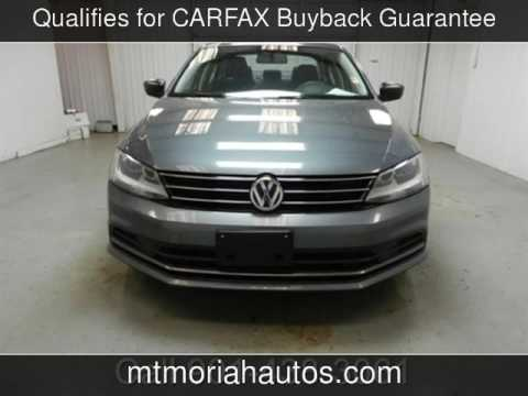 2015 Volkswagen Jetta 1.8T SE Used Cars - Memphis,Tennessee - 2017-03-10