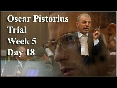 Oscar Pistorius Trial: Tuesday 8 April 2014, Session 1