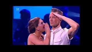 Stephania & Morten danser Jive og Showdance - Vild Med Dans finalister 2015