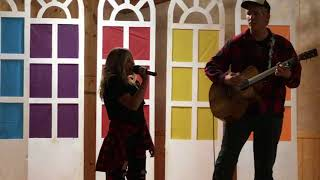 The Middle - Jimmy Eat World (cover) Piper Lidkea with Seth Lauzon on acoustic guitar
