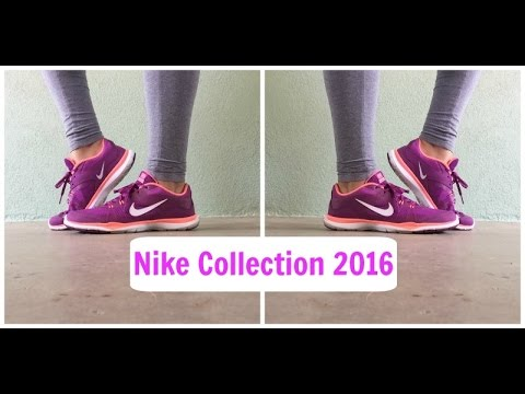 Nike Shoe Collection 2016