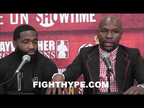 (EPIC) FLOYD MAYWEATHER GIVES DEEP SPEECH ON FIGHTERS WANTING HIS LIFESTYLE; BLAMES HIMSELF