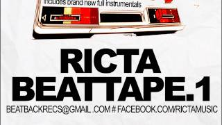 Ricta - Dedication - Battle Kat (Hip Hop Instrumental)