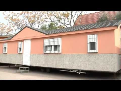 Casas modulares prefabricadas karmod doovi - Casas prefabricadas granada ...