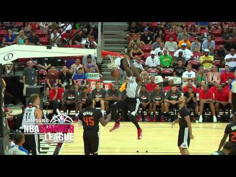 Samsung NBA Summer League at COX Pavilion and Thomas & Mack Center