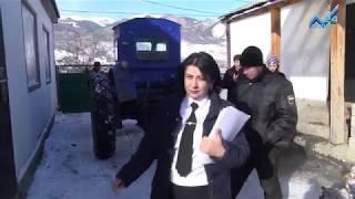 Сюжет о совместном рейде сотрудников АО «Карачаево-Черкесскэнерго» и ФССП РФ по КЧР