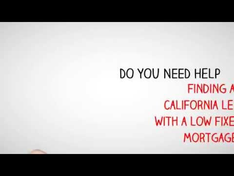 California Mortgage Rates - Best CA Home Loan Rates