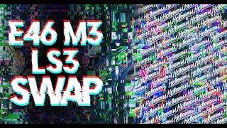 JETZT geht es los!! Der BMW M3 E46 Motor kommt raus! #BBMM3 V8 LS3 Swap - BBMTHREE Part 2