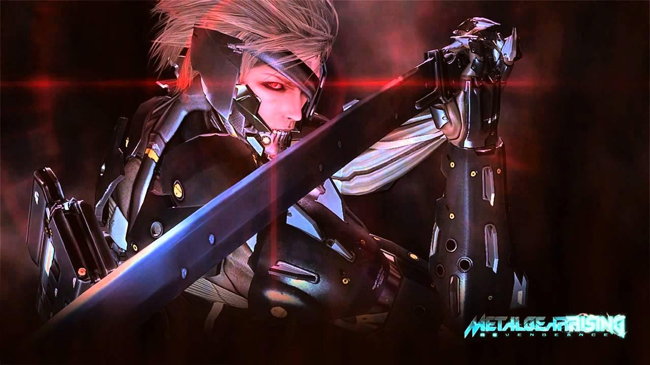 [Music] Metal Gear Rising: Revengeance - Revenge with a Vengeance