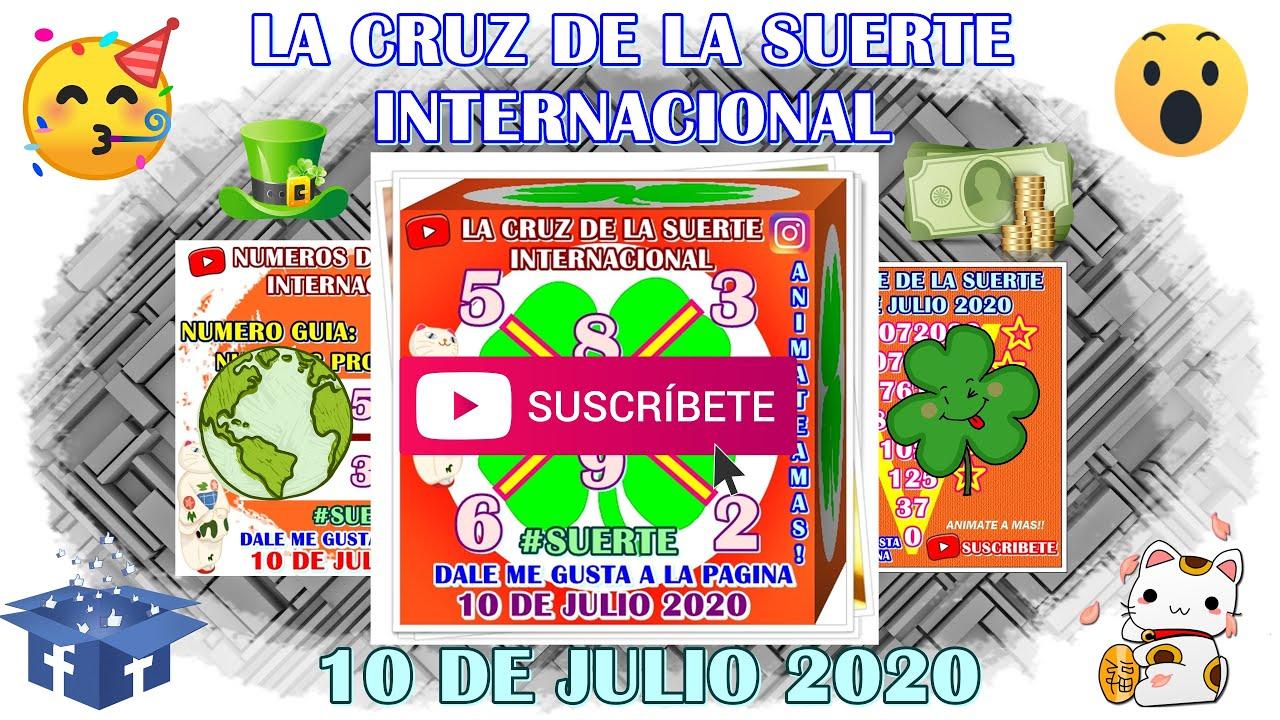 Cruz!! 10 de Julio 2020 - la cruz de la suerte