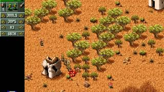 Cannon Fodder 2 (PC/DOS) 1994, Virgin interactive, Sensible software