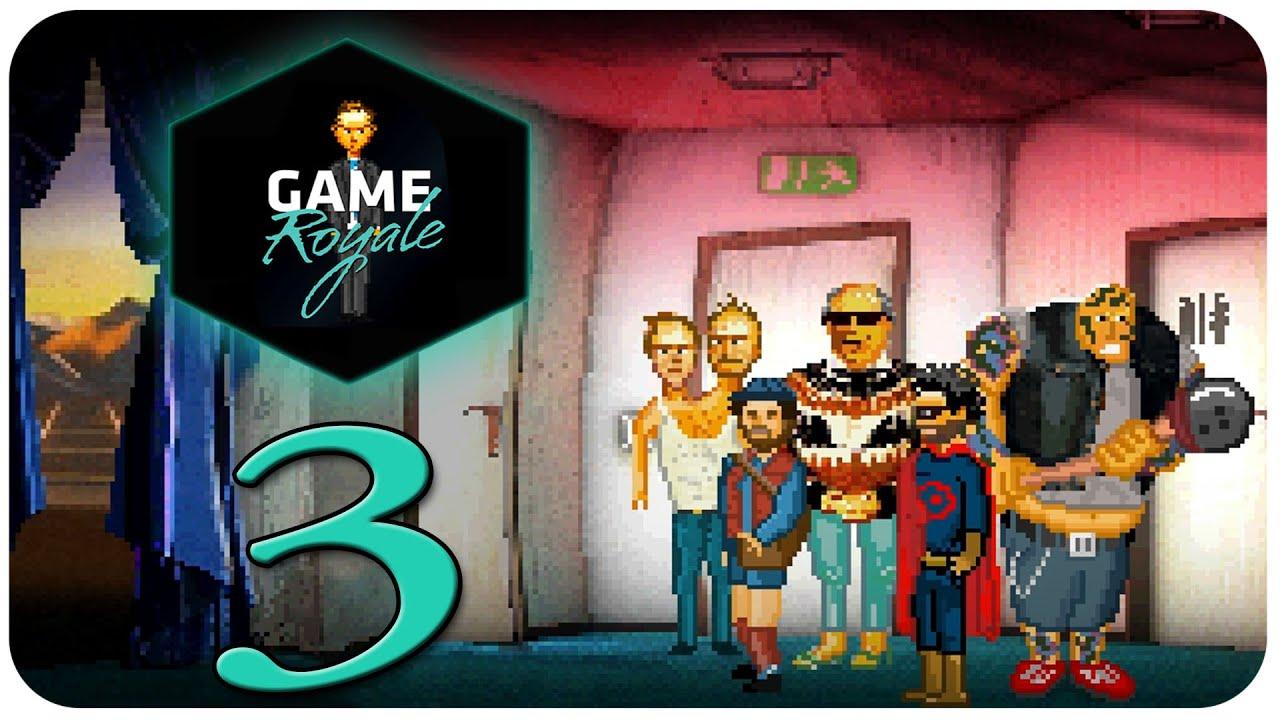 Neo Magazin Royale Game
