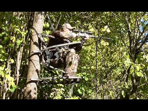 E196 Roe Buck Hunt With Summit Treestands (Rehbockjagd), With Andy Malota