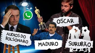Fábio Rabin - Audios do Bolsonaro / Maduro / Surubão / Oscar