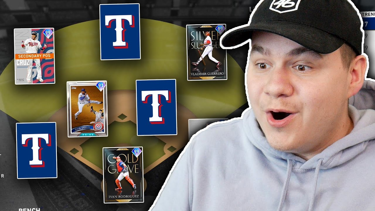 Download the ALL-TIME TEXAS RANGERS team..