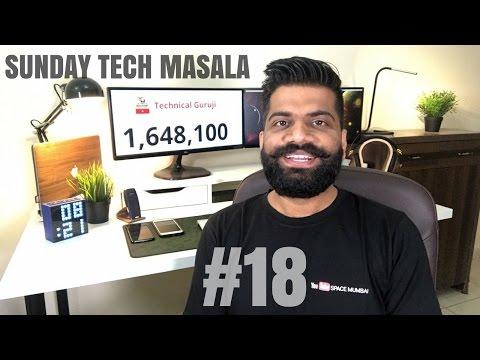 #18 Sunday Tech Masala - #BoloGuruji Let's Count Live