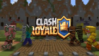FNAF Vs Mobs Clash Royale Challenge   Monster School Five Nights At Freddys