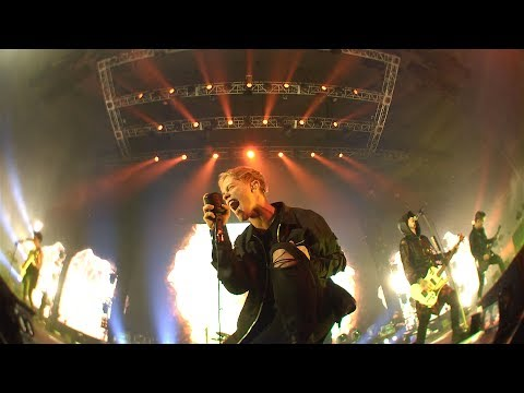 coldrain - FEED THE FIRE LIVE AT BUDOKAN