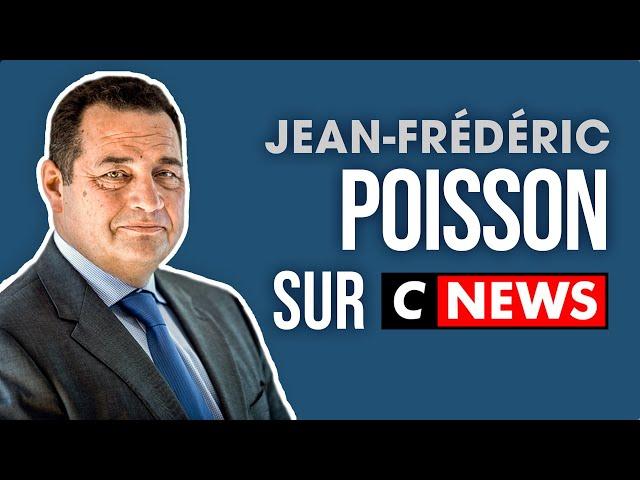 Élections régionales - JFP dans Soir Info sur CNEWS | 11 av. 2021